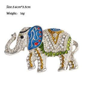 ❤️🎈 New Elephant Brooch